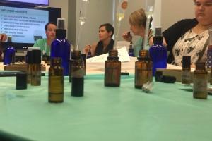 oils-smelling